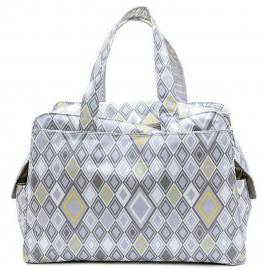 Дорожная сумка или сумка для двойни Ju-Ju-Be Be Prepared - silver ice