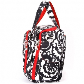 Дорожная сумка или сумка для двойни Ju-Ju-Be Be Prepared onyx blossoms