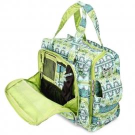 Дорожная сумка или сумка для двойни Ju-Ju-Be Be Prepared sea glass