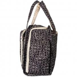 Дорожная сумка или сумка для двойни Ju-Ju-Be Be Prepared licorice twirl