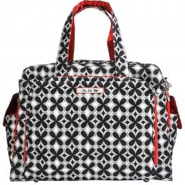 Дорожная сумка или сумка для двойни Ju-Ju-Be Be Prepared crimson kaleidoscope