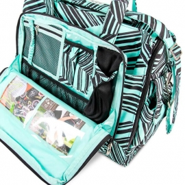 Дорожная сумка или сумка для двойни Ju-Ju-Be Be Prepared mint chip