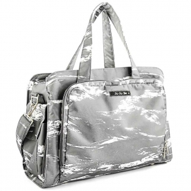 Дорожная сумка или сумка для двойни Ju-Ju-Be Be Prepared mister gray