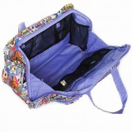 Дорожная сумка или сумка для двойни Ju-Ju-Be Be Prepared tokidoki unikiki