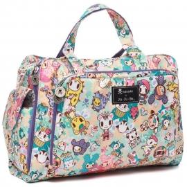 Дорожная сумка или сумка для двойни Ju-Ju-Be Be Prepared tokidoki perky toki