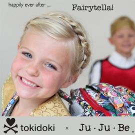 Дорожная сумка или сумка для двойни Ju-Ju-Be Be Prepared fairytella