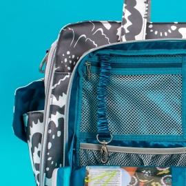 Дорожная сумка или сумка для двойни Ju-Ju-Be Be Prepared - frosted blossoms