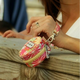 Сумочка для пустышек Ju-Ju-Be Paci Pod sweet hearts