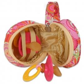 Сумочка для пустышек Ju-Ju-Be Paci Pod perfect paisley