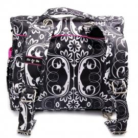 Сумка рюкзак для мамы Ju-Ju-Be B.F.F. shadow waltz