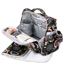 Сумка рюкзак для мамы Ju-Ju-Be B.F.F. lotus lullaby