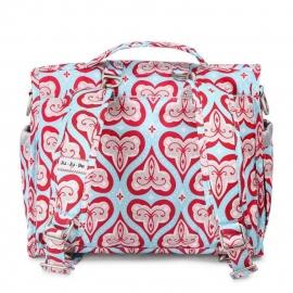 Сумка рюкзак для мамы Ju-Ju-Be B.F.F. sweet hearts