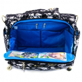 Сумка рюкзак для мамы Ju-Ju-Be B.F.F. tokidoki the kings court