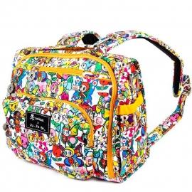 Сумка рюкзак для мамы Ju-Ju-Be B.F.F. tokidoki farfalle