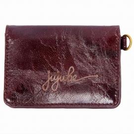 Визитница Ju-Ju-Be Business Be Earth Leather brown/teal