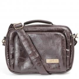 Сумка для нетбука, таблетки Ju-Ju-Be Micra Be Earth Leather Laptop Small brown/teal