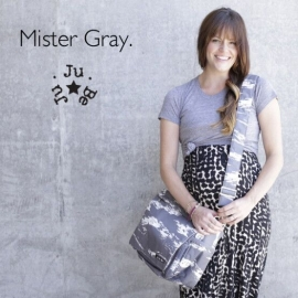 Сумка для коляски Ju-Ju-Be Better Be mister gray