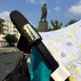 Крепления для колясок к сумкам и рюкзакам Ju-Ju-Be Be Connected Clips legacy gold