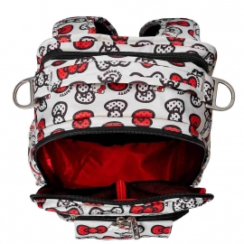 Рюкзак Ju-Ju-Be Be Right Back hello kitty peek a bow