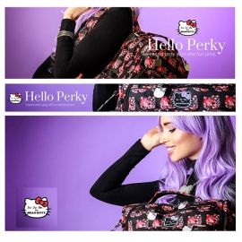 Сумки для мамы BeLight hello kitty hello perky