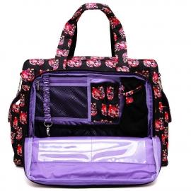 Дорожная сумка или сумка для двойни Ju-Ju-Be Be Prepared hello kitty hello perky