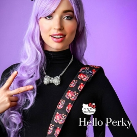 Messenger Strap ремень hello kitty hello perky