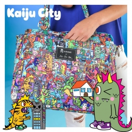 Сумки для мамы Ju-Ju-Be Be Classy tokidoki kaiju city