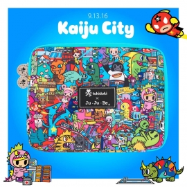 Чехол MicroTech Ju-Ju-Be Tokidoki kaiju city