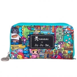 Кошелек Be Spendy Ju-Ju-Be Tokidoki kaiju city