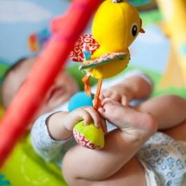 """Развивающая игрушка """"Утенок"""" infantino"""