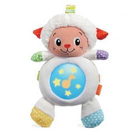 """Музыкальная игрушка-ночник """"Овечка"""" infantino"""
