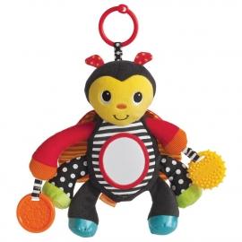 """Развивающая игрушка """"Божья коровка"""" infantino"""