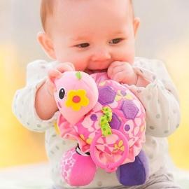 """Развивающая игрушка """"Розовая Черепашка"""" infantino"""