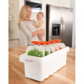 Поднос для хранения Fridge & Freezer Sleeve infantino fresh