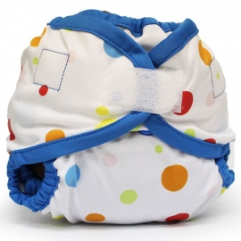 Обложка подгузник Newborn Aplix Cover Kanga Care Gumball