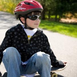 детские солнцезащитные очки Real Kids Shades от 7 до 12 лет 712XTRSBLKPNK