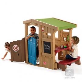 Детский домик Мой клуб
