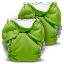 Многоразовые подгузники для новорожденных Lil Joey Kanga Care 2 шт. Tadpole
