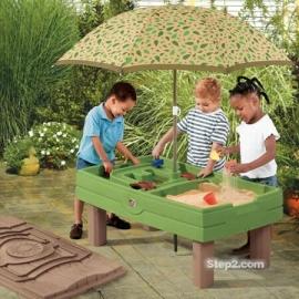 Столик для игр с песком и водой