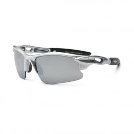 Детские солнцезащитные очки Real Kids 7+ Blaze серебро