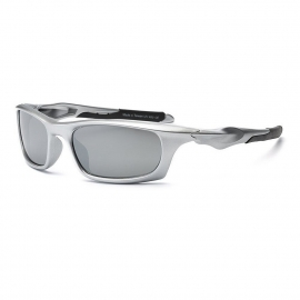 Детские солнцезащитные очки Real Kids 7+ Storm серебро