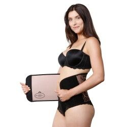 Бандаж послеродовый Belly Bandit Couture Black Lace MED (96 см - 111 см)
