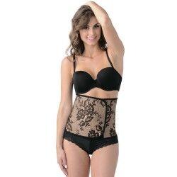 Бандаж послеродовый Belly Bandit Couture Black Lace LG (112 см - 126 см)