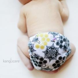 Обложка подгузник Newborn Aplix Cover Kanga Care Unity