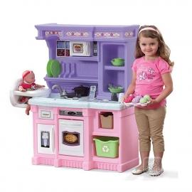 """Кухня для девочки """"Маленький кулинар"""""""