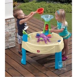 """Столик """"Осьминожка"""" для игр с водой"""
