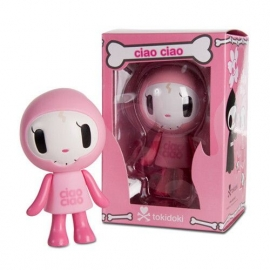 Коллекционная виниловая игрушка Tokidoki Ciao Ciao