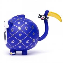 Коллекционная виниловая игрушка Tokidoki Skeletrina