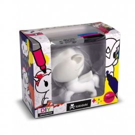 Виниловая игрушка раскраска Tokidoki DIY Unicorno