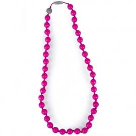 Жевательные слингобусы Itzy Ritzy Round Bead Hot Pink
